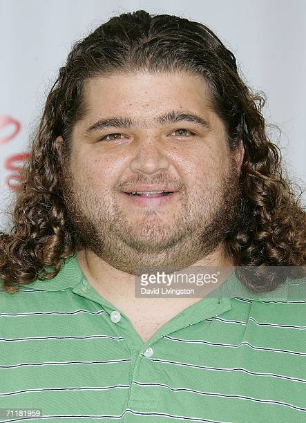 Actor Jorge Garcia attends A Time for Heroes Celebrity Carnival sponsored by Disney to benefit the Elizabeth Glaser Pediatric AIDS Foundation on the...