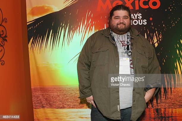 Actor Jorge Garcia attends Avocados From Mexico Film Festival Suite on January 17, 2014 in Park City, Utah.