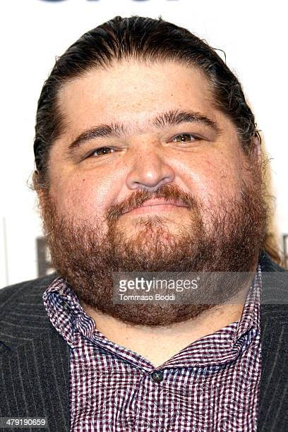 Actor Jorge Garcia attends the 2014 PaleyFest Lost 10th anniversary reunion held at the Dolby Theatre on March 16 2014 in Hollywood California