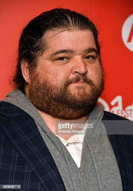Actor Jorge Garcia attends the Coties premiere at the Egyptian Theatre on January 18 2014 in Park City Utah