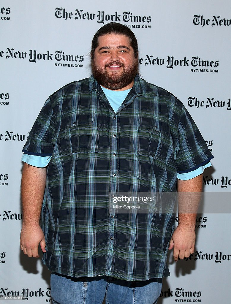 Actor Jorge Garcia attends The New York Times' TimesTalk with the creators of ABC's 'Lost' at TheTimesCenter on May 20, 2010 in New York City.