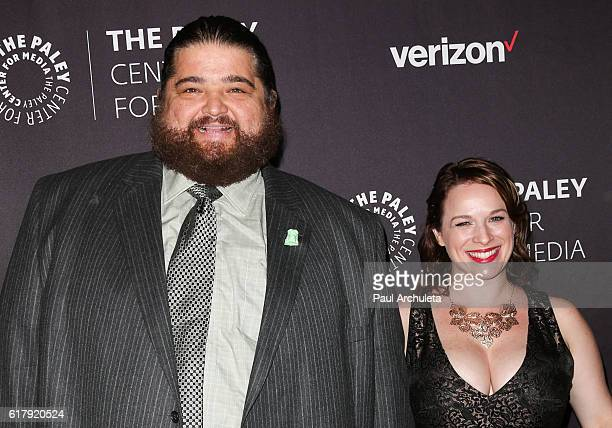 Actor Jorge Garcia attends The Paley Center for Media's Hollywood tribute to Hispanic achievements in television at the Beverly Wilshire Four Seasons...