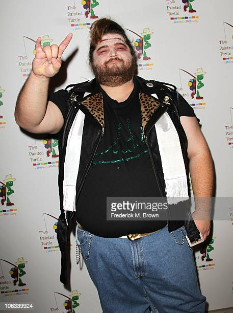 Actor Jorge Garcia attends The Rocky Horror Picture Show 35th anniversary tribute at the Wiltern Theatre on October 28 2010 in Los Angeles California