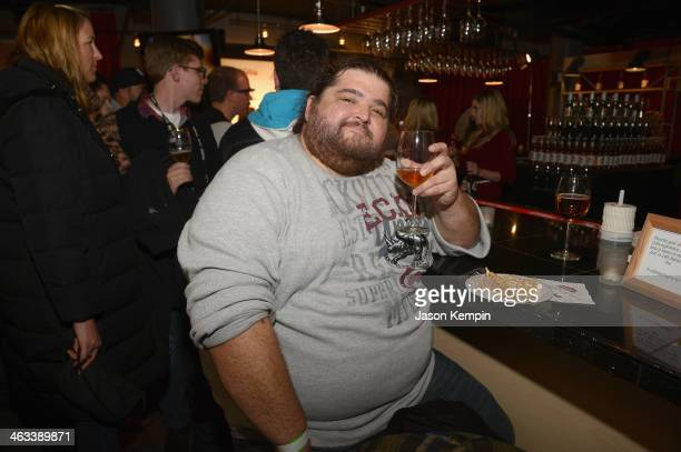 Actor Jorge Garcia attends the Stella Artois At The Village At The Lift - Day 1 - 2014 Park City on January 17, 2014 in Park City, Utah.