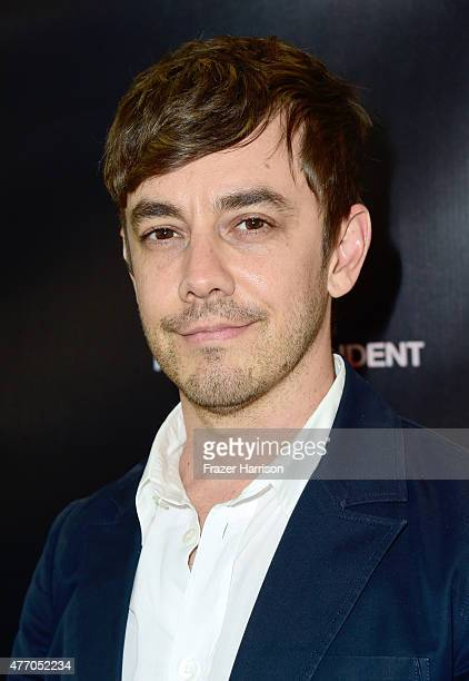 Actor Jorma Taccone attends the Diary of a Teenage Girl screening during the 2015 Los Angeles Film Festival at Regal Cinemas LA Live on June 13 2015...