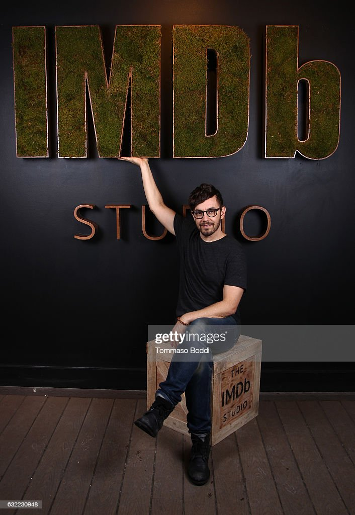 Actor Jorma Taccone of 'L.A. Times' attend The IMDb Studio featuring the Filmmaker Discovery Lounge, presented by Amazon Video Direct: Day One during The 2017 Sundance Film Festival on January 20, 2017 in Park City, Utah.