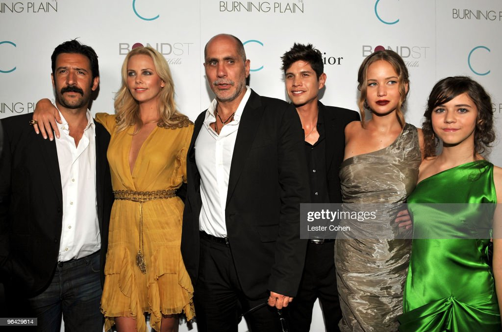 """The Burning Plain"" Los Angeles Premiere - Red Carpet And After Party : News Photo"
