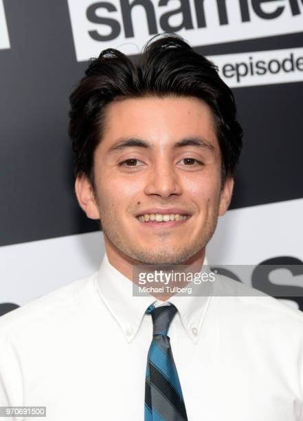 Actor Jose Julian attends the celebration of the 100th episode of Showtime's Shameless at DREAM Hollywood on June 9 2018 in Hollywood California