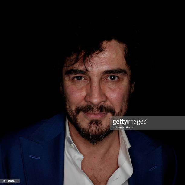 Actor Jose Manuel Seda attends the 'Fotogramas de Plata' awards at Joy Slava disco on February 26 2018 in Madrid Spain