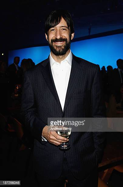 Actor Jose Maria Yazpik attends the IWC Schaffhausen Top Gun Gala Event during the 22nd SIHH High Jewellery Fair at the Palexpo Exhibition Hall on...