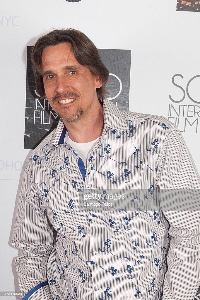 Actor Joseph A. Halsey attends SOHO International Film Festival 2015 at Village East Cinema on May 14, 2015 in New York City.