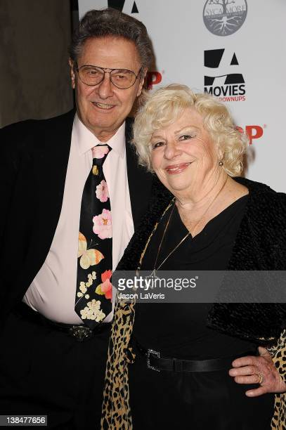 Actor Joseph Bologna and actress Renee Taylor attend AARP Magazine's 11th annual Movies For Grownups Awards gala at the Beverly Wilshire Four Seasons...