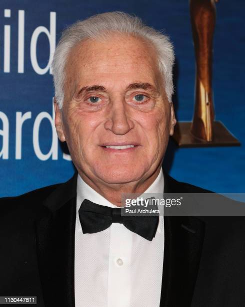 Actor Joseph Cortese attends the 2019 Writers Guild Awards LA ceremony at The Beverly Hilton Hotel on February 17 2019 in Beverly Hills California