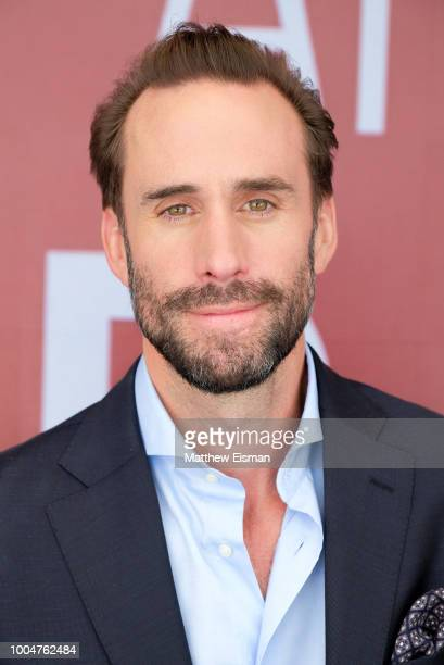 Actor Joseph Fiennes attends SAGAFTRA Foundation Conversations The Handmaids Tale at SAGAFTRA Foundation Robin Williams Center on July 24 2018 in New...