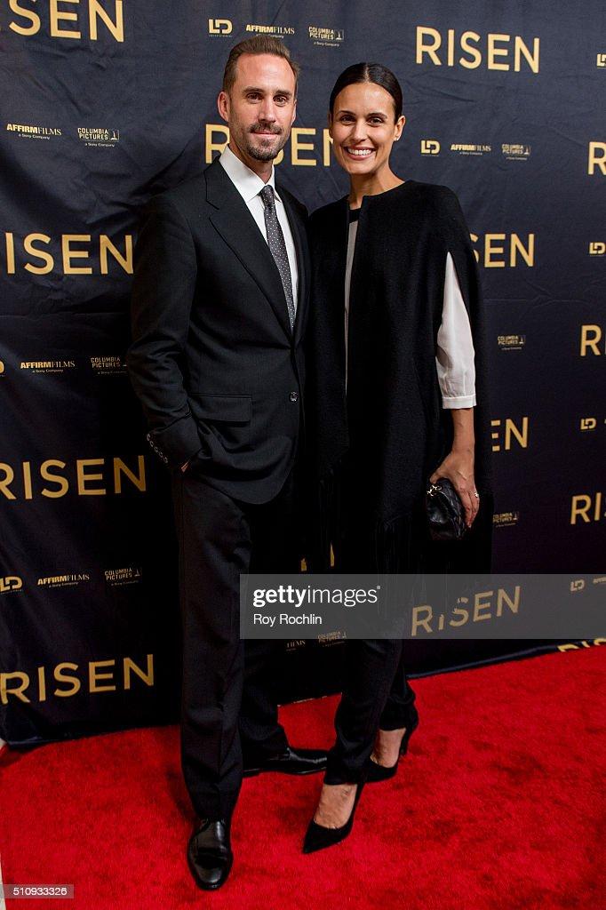 "New York Screening Of ""Risen"""