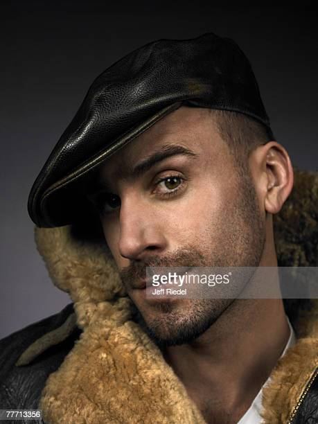 Actor Joseph Fiennes is photographed for InStyle Magazine on January 25 2006 at the Sundance Film Festival in Park City Utah
