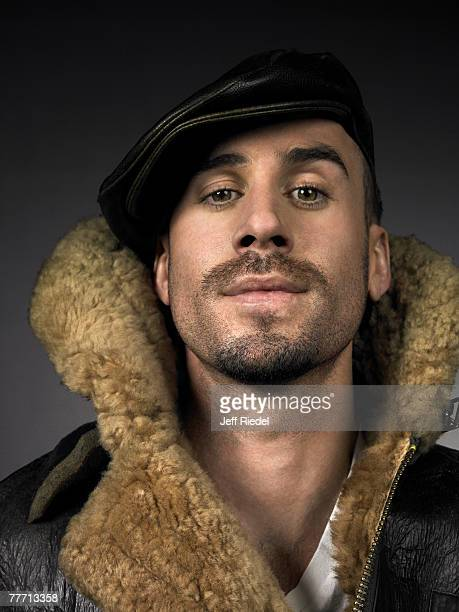 Actor Joseph Fiennes is photographed for InStyle Magazine on January 25 2006 at the Sundance Film Festival in Park City Utah PUBLISHED IMAGE