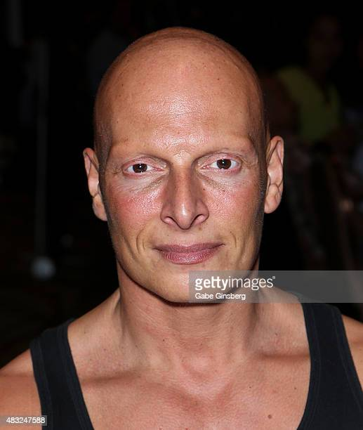 Actor Joseph Gatt attends the 14th annual official Star Trek convention at the Rio Hotel Casino on August 6 2015 in Las Vegas Nevada