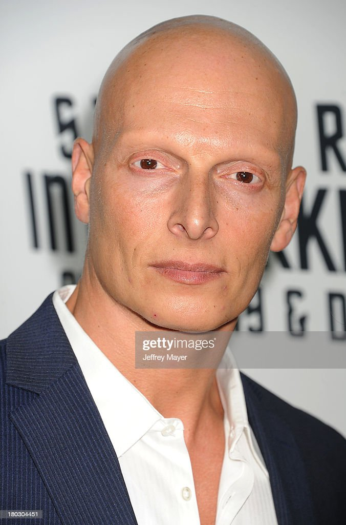 Actor Joseph Gatt attends the Paramount Pictures' celebration of the Blu-Ray and DVD debut of 'Star Trek: Into Darkness' at California Science Center on September 10, 2013 in Los Angeles, California.