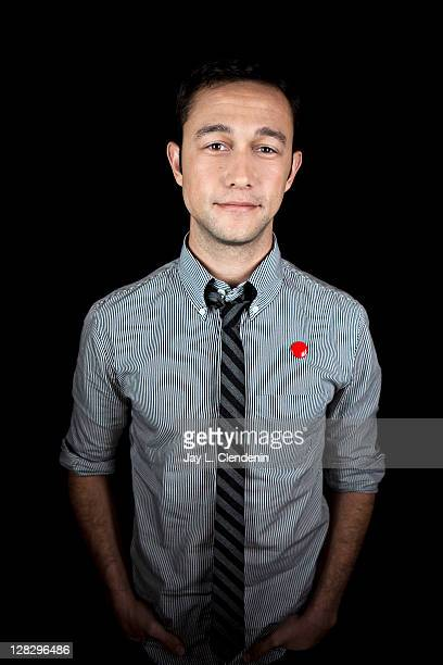 Actor Joseph Gordon Levitt is photographed for Los Angeles Times on September 29 2011 in Los Angeles California PUBLISHED IMAGE REDIT MUST READ Jay L...
