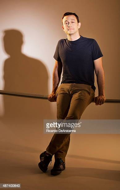 Actor Joseph Gordon Levitt is photographed for Los Angeles Times on August 12 2015 in Los Angeles California PUBLISHED IMAGE CREDIT MUST READ Ricardo...