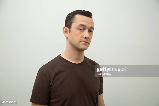Actor Joseph Gordon Levitt is photographed for Los Angeles Times on October 24 2016 in Los Angeles California PUBLISHED IMAGE CREDIT MUST READ Kirk...