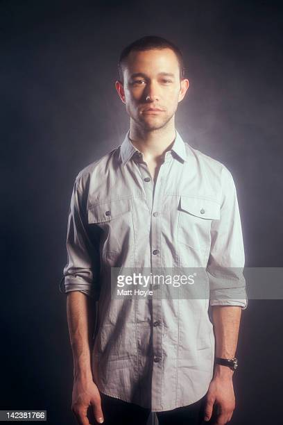 Actor Joseph Gordon Levitt is photographed for Paste Magazine in New York City