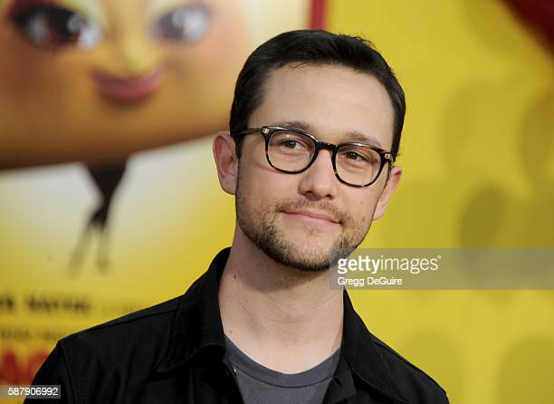 Actor Joseph GordonLevitt arrives at the premiere of Sony's 'Sausage Party' at Regency Village Theatre on August 9 2016 in Westwood California