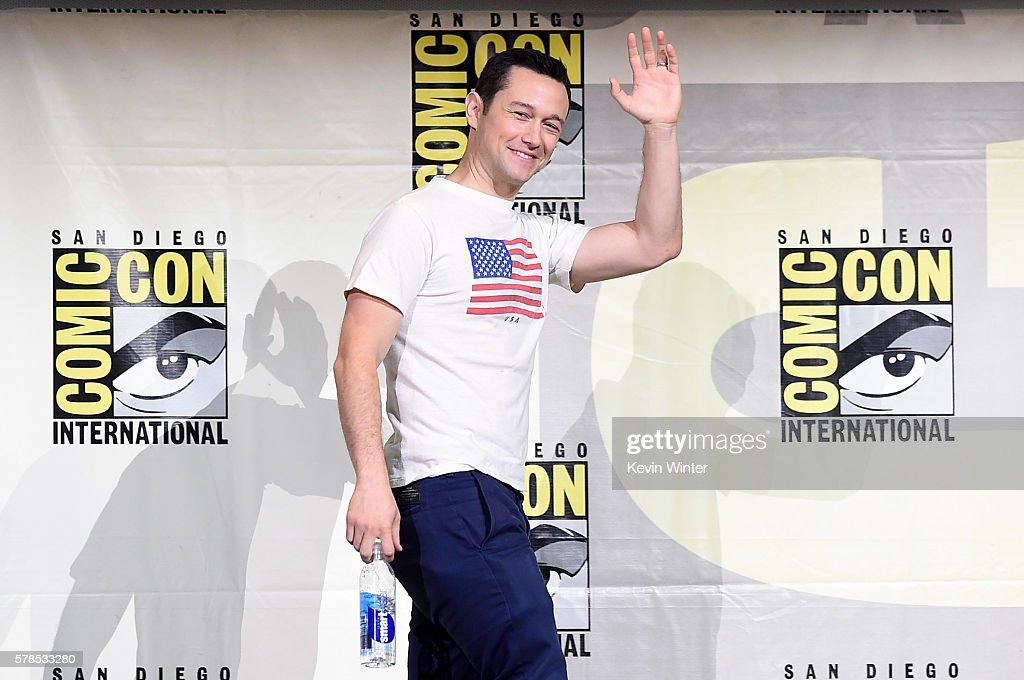 "Comic-Con International 2016 - ""Snowden"" Panel"