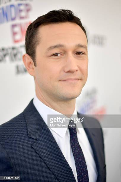 Actor Joseph GordonLevitt attends the 2018 Film Independent Spirit Awards on March 3 2018 in Santa Monica California