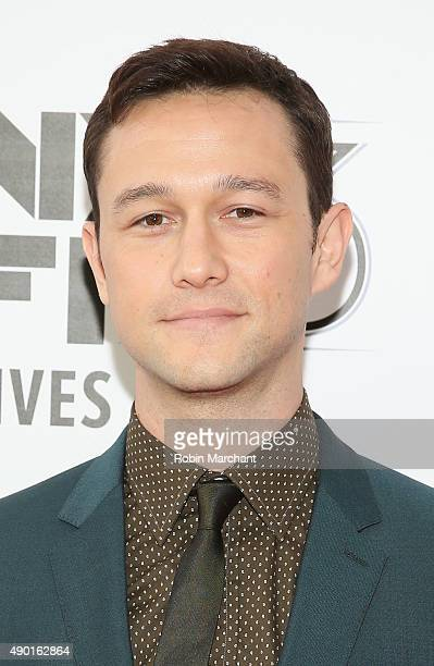 Actor Joseph GordonLevitt attends the Opening Night Gala Presentation and 'The Walk' World Premiere during 53rd New York Film Festival at Alice Tully...