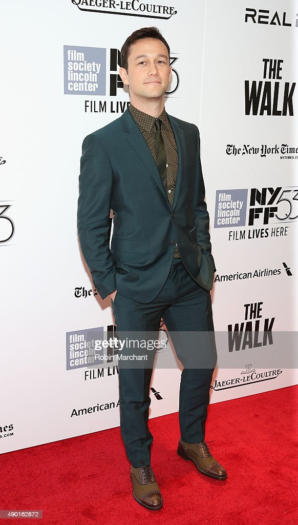 """53rd New York Film Festival - Opening Night Gala Presentation And """"The Walk"""" World Premiere - Arrivals"""