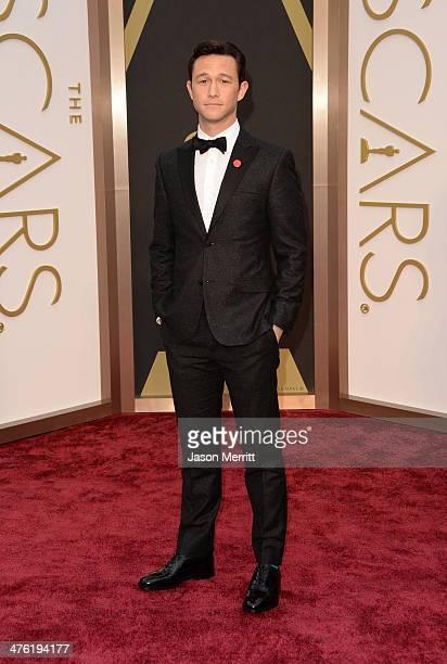 Actor Joseph GordonLevitt attends the Oscars held at Hollywood Highland Center on March 2 2014 in Hollywood California