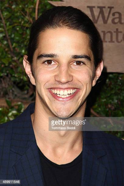 """Actor Joseph Haro attends the Wallis Annenberg Center for the Performing Arts production of """"Into The Woods"""" opening night held at the Wallis..."""