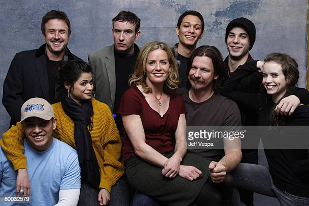 Actor Joseph Julian Soria Actor David Arquette Actress Melonie Diaz Actor Steeve Coogan Actor Michael Esparza Actress Elisabeth Shue Director Andrew...