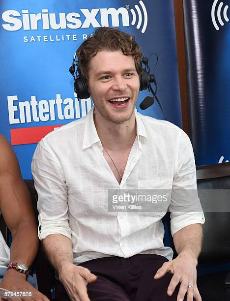 Actor Joseph Morgan attends SiriusXM's Entertainment Weekly Radio Channel Broadcasts From ComicCon 2016 at Hard Rock Hotel San Diego on July 23 2016...
