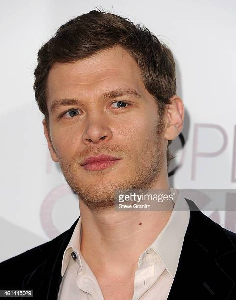 Actor Joseph Morgan attends The 40th Annual People's Choice Awards at Nokia Theatre LA Live on January 8 2014 in Los Angeles California