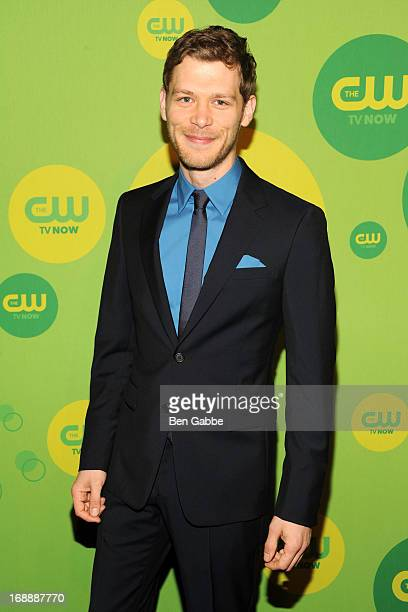 Actor Joseph Morgan attends The CW Network's New York 2013 Upfront Presentation at The London Hotel on May 16, 2013 in New York City.
