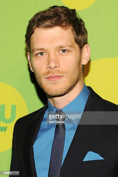 Actor Joseph Morgan attends The CW Network's New York 2013 Upfront Presentation at The London Hotel on May 16 2013 in New York City