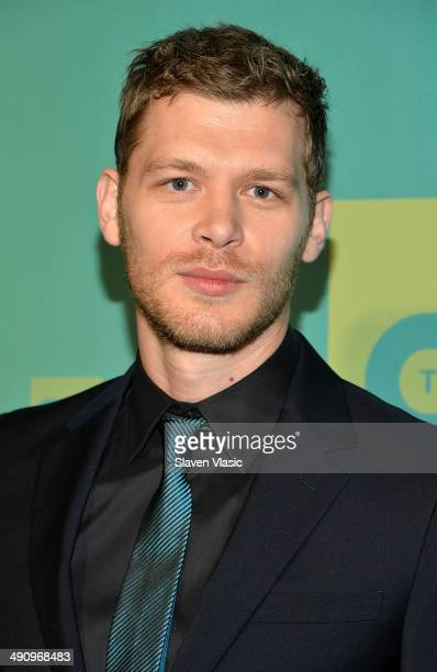 Actor Joseph Morgan attends the CW Network's New York 2014 Upfront Presentation at The London Hotel on May 15, 2014 in New York City.