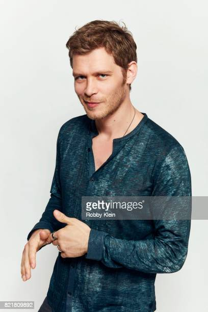 Actor Joseph Morgan from CW's 'The Originals' poses for a portrait during ComicCon 2017 at Hard Rock Hotel San Diego on July 22 2017 in San Diego...