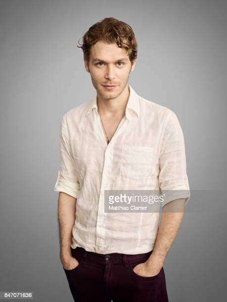 Actor Joseph Morgan from 'The Originals' is photographed for Entertainment Weekly Magazine on July 23, 2016 at Comic Con in the Hard Rock Hotel in...