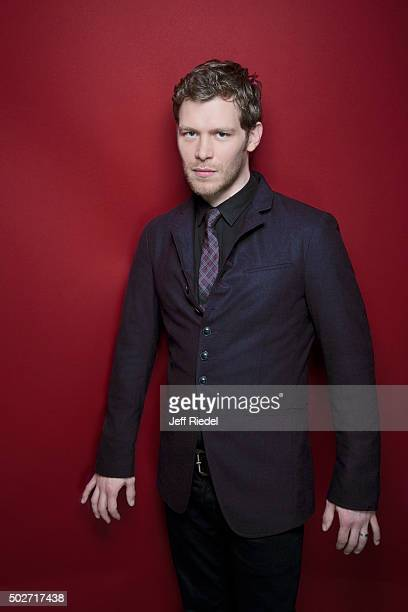 Actor Joseph Morgan is photographed for TV Guide Magazine on January 17 2015 in Pasadena California