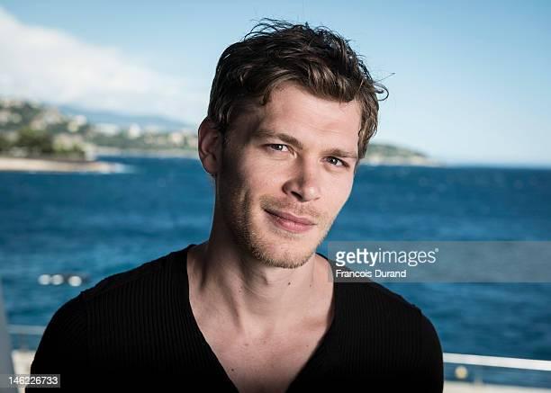 Actor Joseph Morgan poses for a portrait session during the 52nd Monte Carlo TV Festival on June 12, 2012 in Monaco, Monaco.