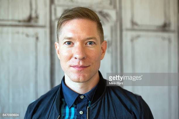 Actor Joseph Sikora attends the AOL Build Speaker Series to discuss Power at AOL HQ on July 13 2016 in New York City