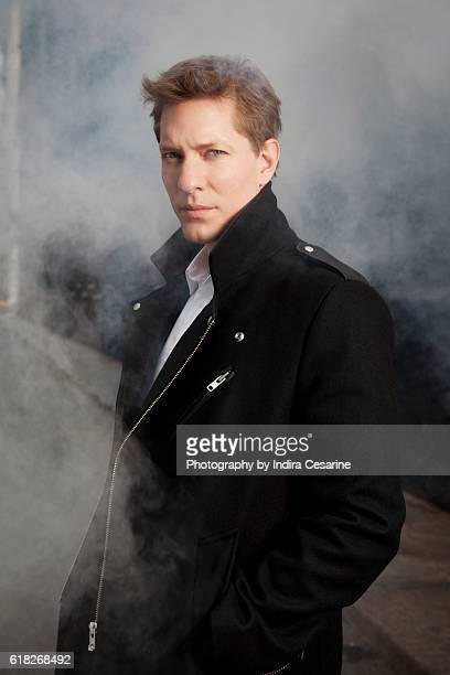 Actor Joseph Sikora is photographed for The Untitled Magazine on June 18 2012 in New York City CREDIT MUST READ Indira Cesarine/The Untitled...