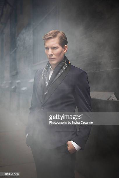 Actor Joseph Sikora is photographed for The Untitled Magazine on June 18 2012 in New York City PUBLISHED IMAGE CREDIT MUST READ Indira Cesarine/The...