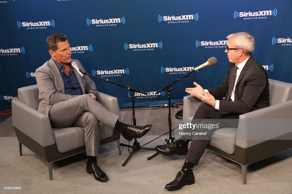 Celebrities Visit SiriusXM - June 20, 2018