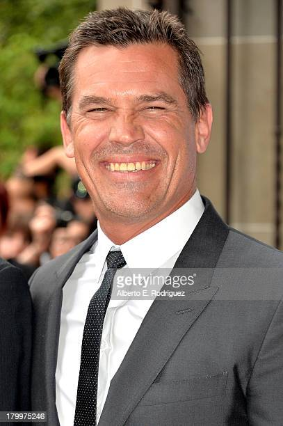 """Actor Josh Brolin attends the """"Labor Day"""" premiere during the 2013 Toronto International Film Festival at Ryerson Theatre on September 7, 2013 in..."""