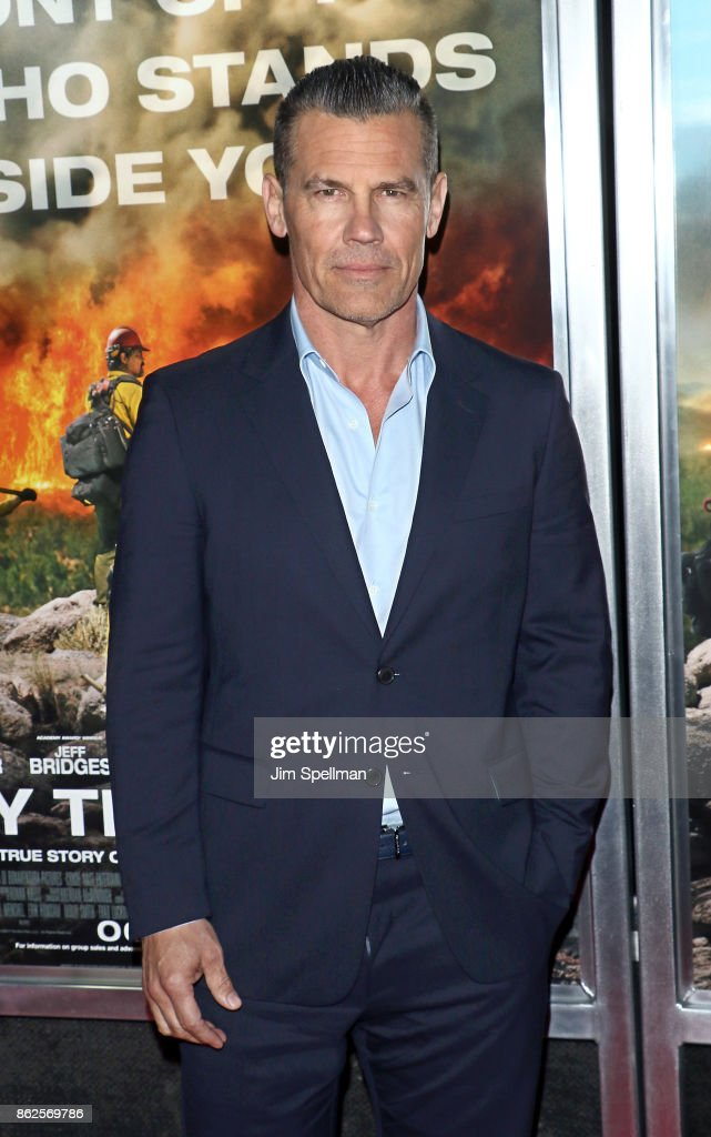 """Only The Brave"" New York Screening : News Photo"